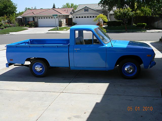 1972 Ford Courier For Sale Fresno, California