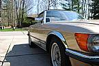 1982 Mercedes 500SL Picture 5