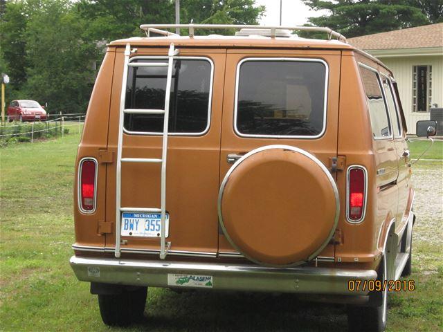1978 Ford Econoline For Sale Port Huron, Michigan