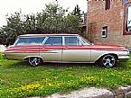 1962 Mercury Station Wagon Picture 5