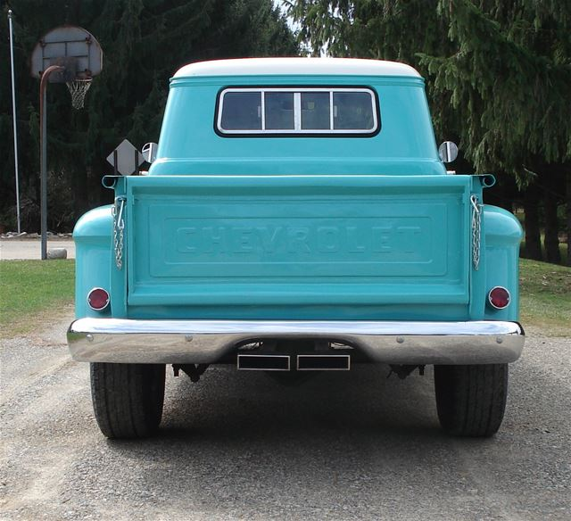 Chevrolet Lowell: 1956 Chevrolet 3100 For Sale Eaton Rapids, Michigan