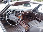 1986 Mercedes 560SL Picture 5