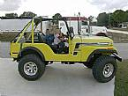 1974 Jeep CJ5 Picture 5