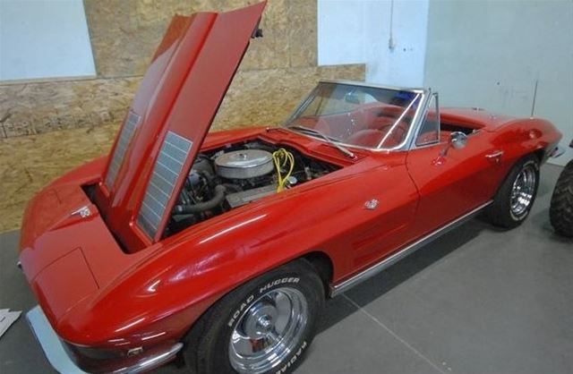 1963 chevrolet corvette for sale south jordan utah. Black Bedroom Furniture Sets. Home Design Ideas