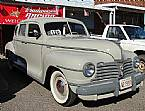 1942 Plymouth Business Sedan Picture 5
