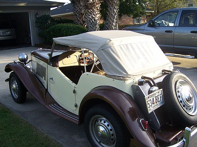 on 1951 mg td for sale