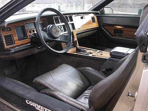 1984 Chevrolet Corvette For Sale Pittsburgh Pennsylvania