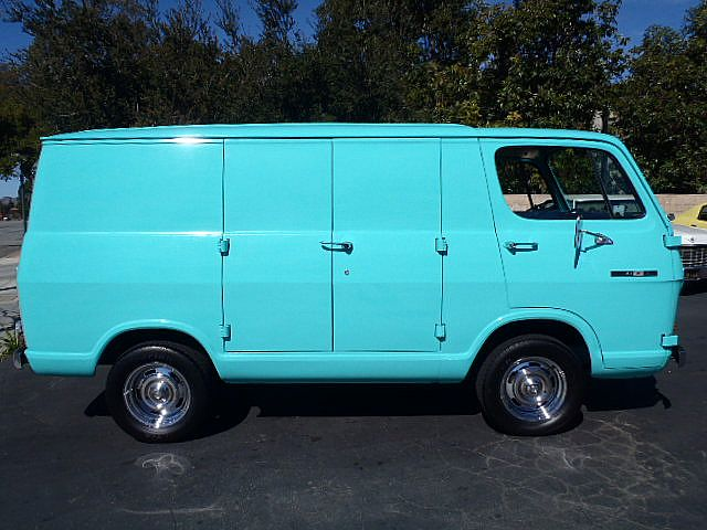 1966 Chevrolet G10 Van For Sale Thousand Oaks California
