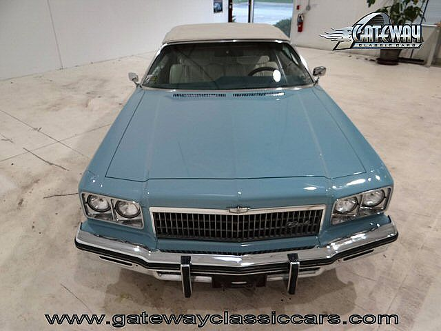 1975 Caprice Classic Convertible for Sale
