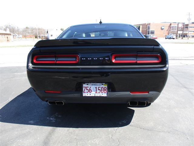 2016 Dodge Challenger R T For Sale Sterling Illinois