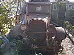 1926 Reo 4 Door Picture 5