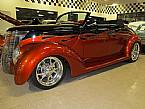 1937 Ford Convertible Picture 5