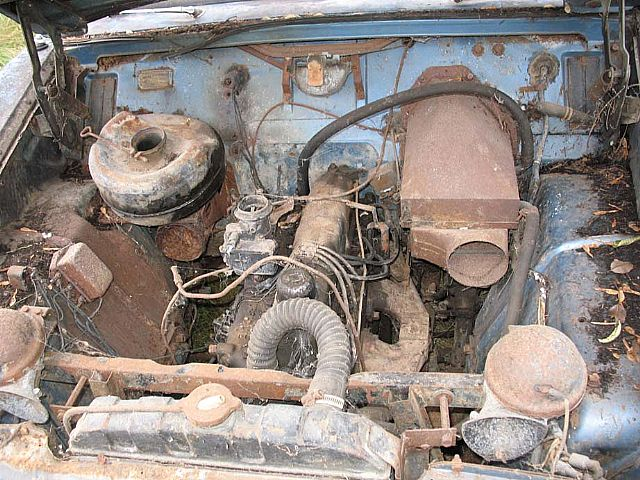 Download Willys Engine Manual 1952 Gratisdesigners