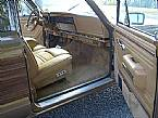 1988 Jeep Grand Wagoneer Picture 5