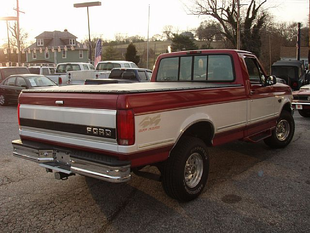 1995 ford f150 xlt 4x4 for sale kingsville maryland. Black Bedroom Furniture Sets. Home Design Ideas