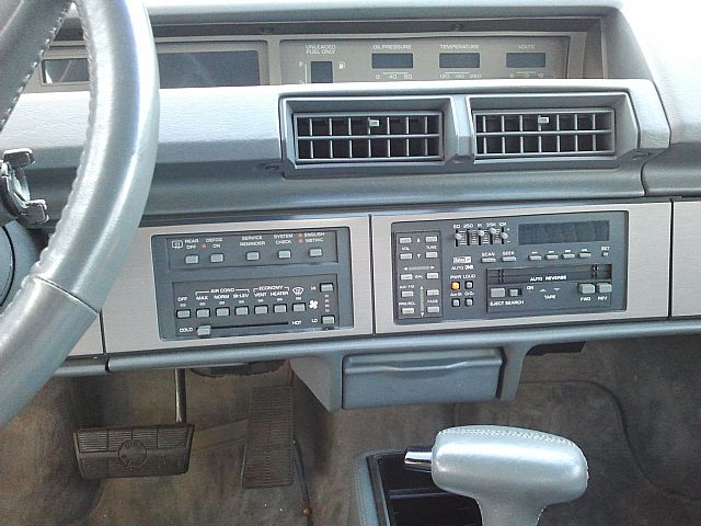 1985 Pontiac 6000 Ste For Sale Santa Clara California