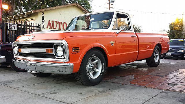 1969 chevrolet c20 for sale woodland hills california 1969 C20 4x4 1969 chevrolet c20