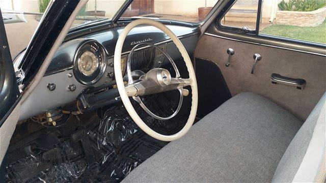 1950 Chevrolet Fleetline Deluxe For Sale Chatsworth ...