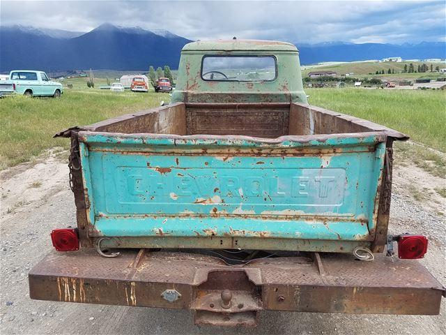 1956 GMC 3800 NAPCO 4X4 For Sale Eureka, Montana