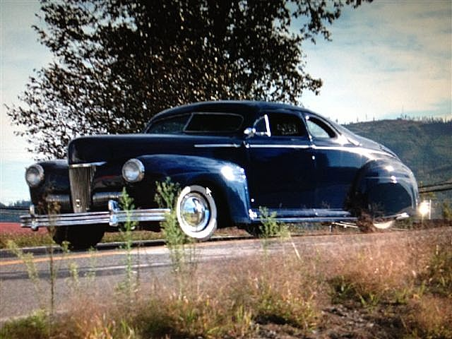 1941 Ford Chopped Coupe For Sale Langley British Columbia