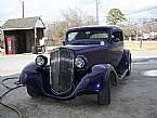 1935 Chevrolet 3 Window Coupe Picture 5