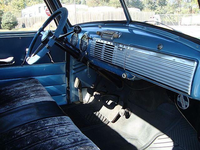 1949 Chevrolet 3100 5 Window Pickup For Sale Iowa