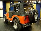 1981 Jeep CJ5 Picture 5