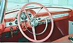1956 Ford Sunliner Picture 5