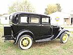 1931 Ford Model A Picture 5