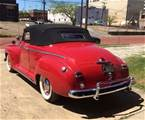 1947 Plymouth Convertible Picture 5