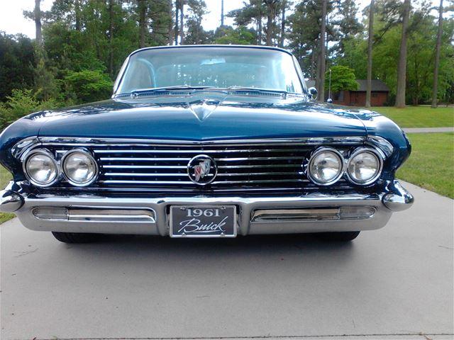 1961 Buick Invicta For Sale Statesville, North Carolina