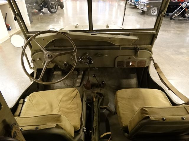 1942 Jeep Willys For Sale O Fallon Illinois