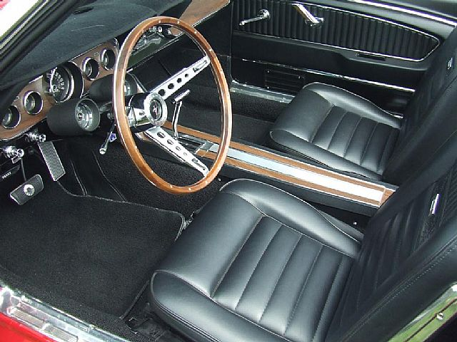 1966 ford mustang gt for sale joliet illinois. Black Bedroom Furniture Sets. Home Design Ideas