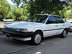 1987 Toyota Camry Picture 5