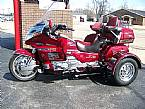 1995 Honda Goldwing Picture 5