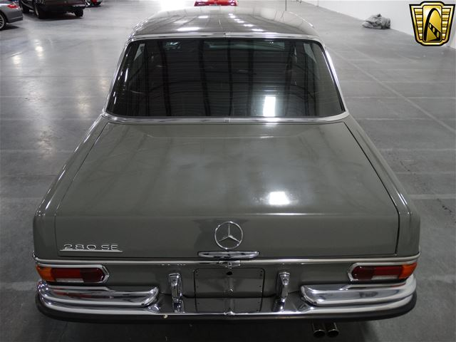 1971 mercedes 280se for sale houston texas for Mercedes benz for sale in houston