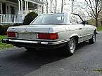 1985 Mercedes 380SL Picture 5