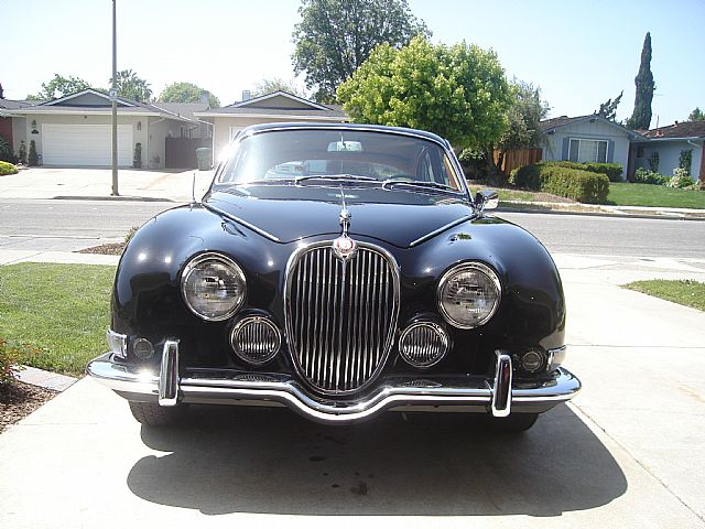 Perfect ... 1965 Jaguar 3.8 ...