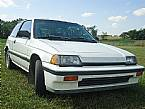 1986 Honda Civic Picture 5