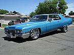 1971 Cadillac Coupe DeVille Picture 5