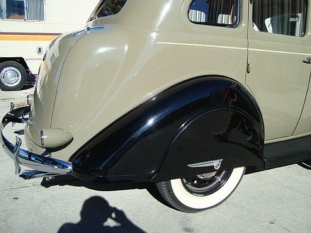 1936 Plymouth P2 Antique Car Magazine