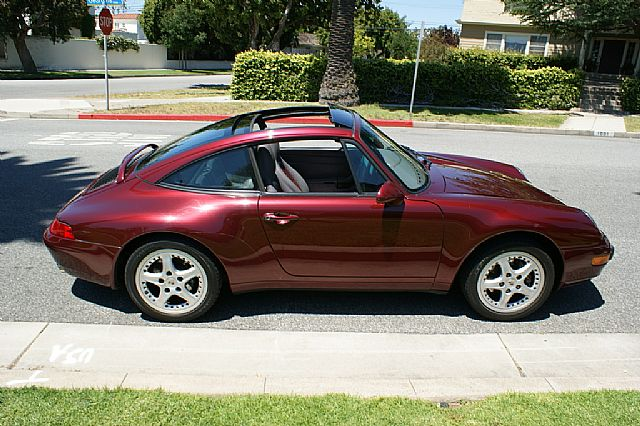 1997 Porsche 911 933 For Sale Santa Monica California