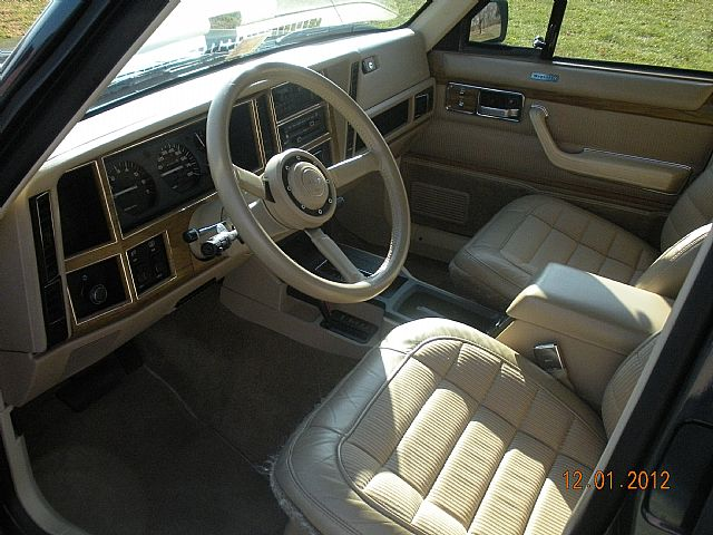 Jeep Grand Wagoneer >> 1989 Jeep Cherokee Wagoneer For Sale Harrisonburg, Virginia