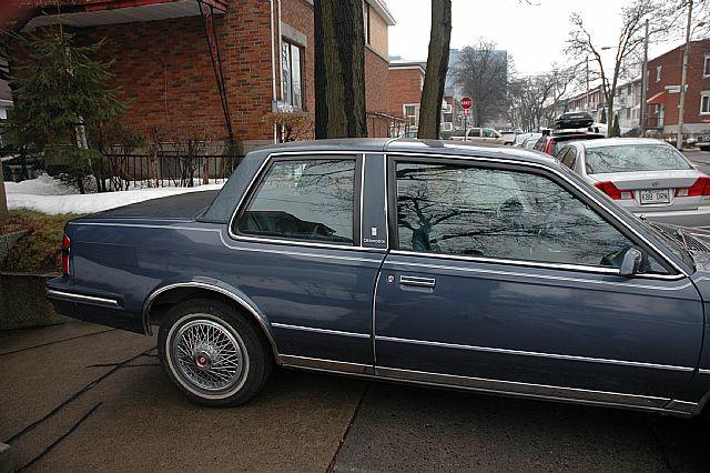1984 oldsmobile cutlass ciera for sale montreal quebec. Black Bedroom Furniture Sets. Home Design Ideas