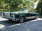 1978 Lincoln Town Coupe Picture 5