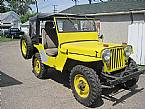 1946 Jeep CJ2 Picture 5