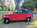 1973 Volkswagen Thing Picture 5