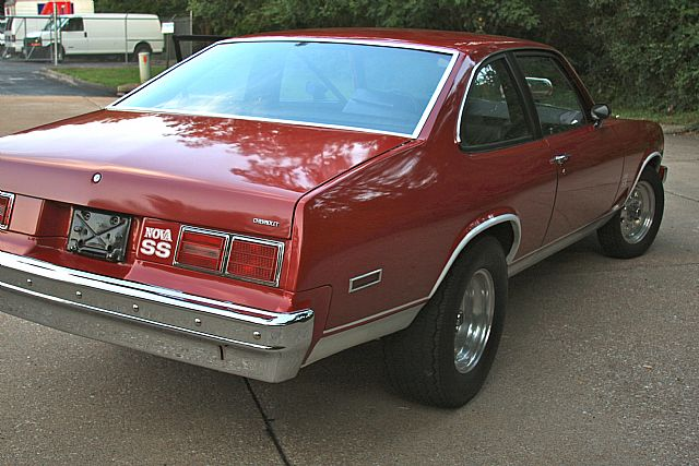1975 Chevrolet Nova For Sale St Louis Missouri