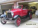 1929 Ford Roadster Picture 5