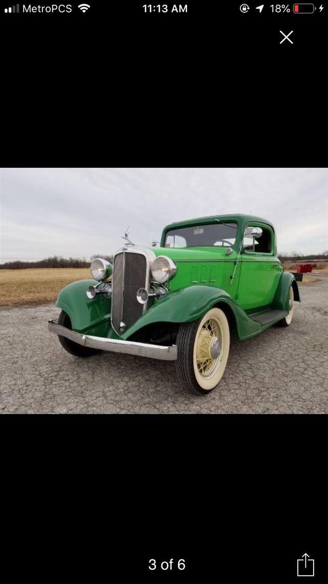 Tremendous 1933 Chevrolet Eagle 3 Window Coupe For Sale Lebanon Spiritservingveterans Wood Chair Design Ideas Spiritservingveteransorg
